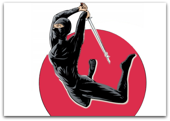 ninja blogging tricks